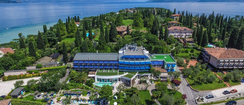 Hotel Olivi Thermae Amp Spa Sirmione Italy Lakes Inghams